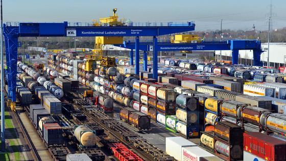 Die Transportindustrie zählt zu den wichtigsten Wachstumssäulen Europas.