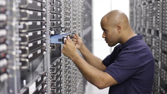 Cloud Computing verändert die Welt der Rechenzentren.