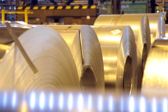 ArcelorMittal hat einen extrabreiten Stahl entwickelt, der das Karosseriegewicht um 5 % reduziert. Foto: ArcelorMittal