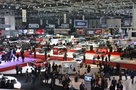 130 Premieren zeigten die Autohersteller auf dem Autosalon in Genf 2013 und hoffen auf eine Belebung vor allem des schwachen Automarktes in Südeuropa.