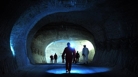 """Die Zeit der """"Kumpel"""" ist in deutschen Bergwerken bald vorbei. Trotzdem werden die gigantischen Gruben nicht ungenutzt bleiben, denn in ihnen schlummert ein hohes geothermisches Potenzial."""