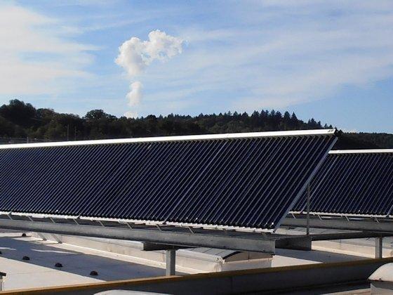 Trotz Energiewende dümpelt der Solarwärmemarkt vor sich hin.