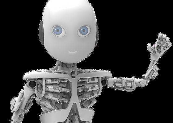 Roboy, ein Roboter der ETH Zürich, soll sich ähnlich fließend wie ein Menschen bewegen. Um ihm ein menschliches Antlitz zu geben, ist sein Gesicht mit einer künstlichen Haut überzogen.