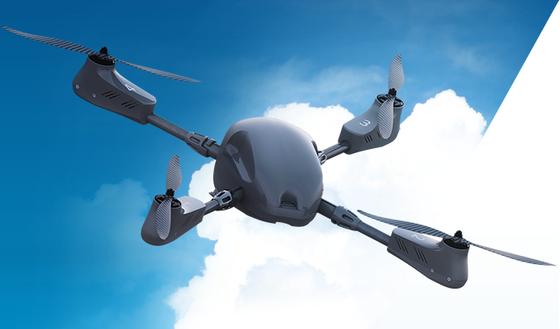 Der Multicopter des Leipziger Unternehmens Airopal entsteht erst als virtuelles 3D-Modell und wird auf Fehler überprüft. Dann entstehen die Bauteile in einem 3D-Drucker.