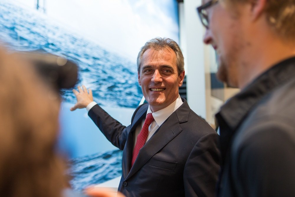 Wintershall-CEO Seele will das Gashandelsgeschäft abstoßen.