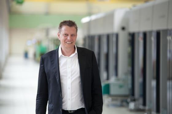 Für Ralf Schubert, geschäftsführender Gesellschafter des gleichnamigen Verpackungsmaschinenherstellers, ist Crailsheim kein Standortnachteil.