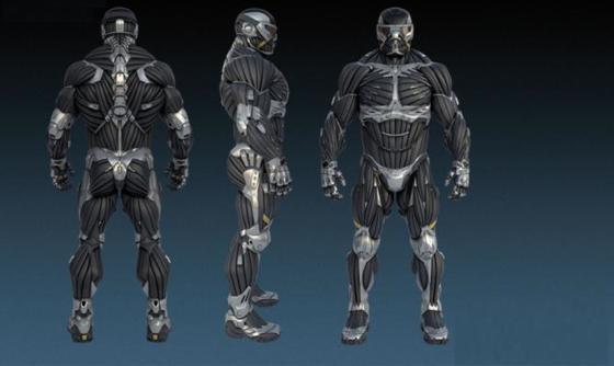 """Der Kampfanzug """"Nanosuit"""" vereinbart Tragbarkeit mit Kugelfestigkeit – daran arbeitet auch die Industrie."""
