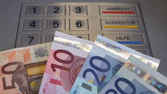 Trotz aller Skepsis unter Bankkunden: In Deutschland sind Spareinlagen sicher.