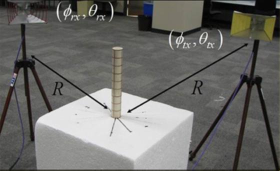 Forscher aus Texas haben einen Gegenstand unsichtbar gemacht. Allerdings nur einen 18 Zentimeter großen Zylinder und auch nur im Spektralbereich der Mikrowellen.
