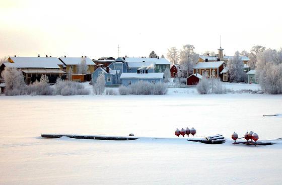 Die nordfinnische Stadt Oulu setzt auf Strukturwandel, nachdem Nokia die Mitarbeiterzahl dort massiv reduziert hat. Oulu liegt rund 580km nördlich von Helsinki. Im Ballungsraum leben etwa 250000Menschen.
