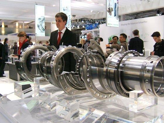 Russland und die USA werden als Absatzmärkte der Investitionsgüterindustrie immer wichtiger.