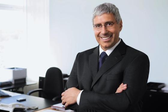 Karl Tragl, Vorstandschef des Spezialisten für Steuerungs- und Antriebstechnik Bosch Rexroth.