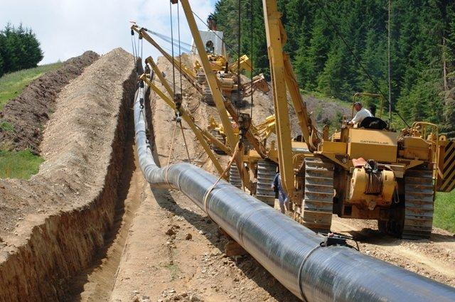 Es wird noch Jahre dauern, bis der Bau der Nabucco-Pipeline beginnt.