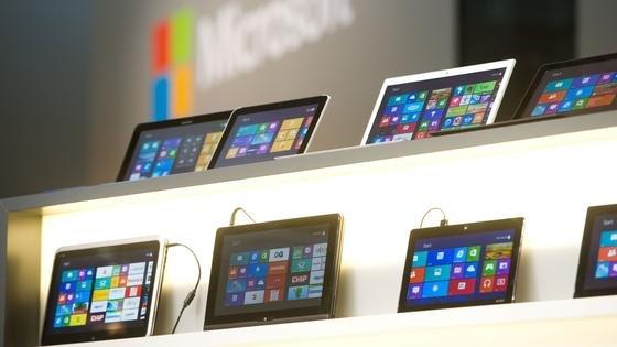 Das Microsoft-Betriebssystem Windows 8 hat dem PC-Markt keinen Schub verliehen.