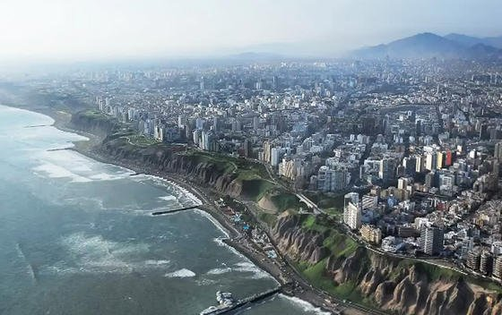 Lima will als erste Metropole Südamerikas alle Einwohner an das zentrale Wasser- und Abwassernetz anschließen.