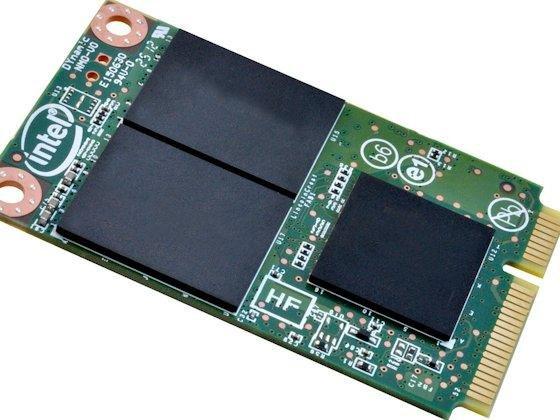 Flash für den mobilen Einsatz: Ein Solid State Drive (SSD) für den Einsatz im Ultrabook, aber auch eingebettet in Autos oder Navigationssystemen.