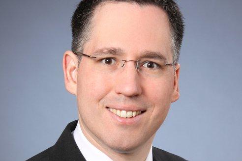 Michael Krauß, Direktor der LBBW Asset Management in Stuttgar, rechnet damit, dass sich der Goldpreis wieder nach oben bewegt.