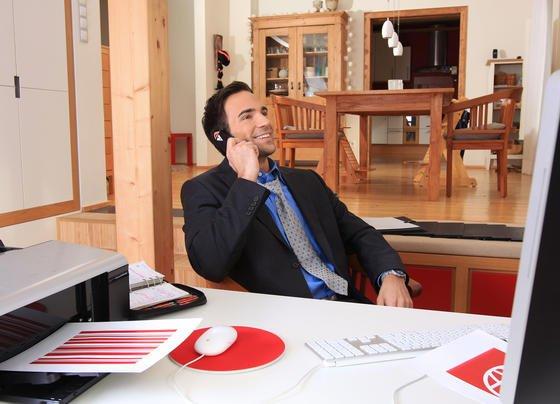 Für Firmenangestellte bleibt das Homeoffice als Arbeitsform nach wie vor die Ausnahme.