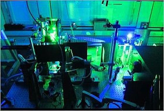 Forschern der TU Kaiserslautern ist es gelungen, die Verteilung von Wärme durch Magnetfelder zu beeinflussen.