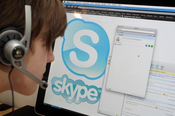 Skype ist zehn Jahre alt – und inzwischen der weltweit führende Anbieter von Internet-Bildtelefonie.