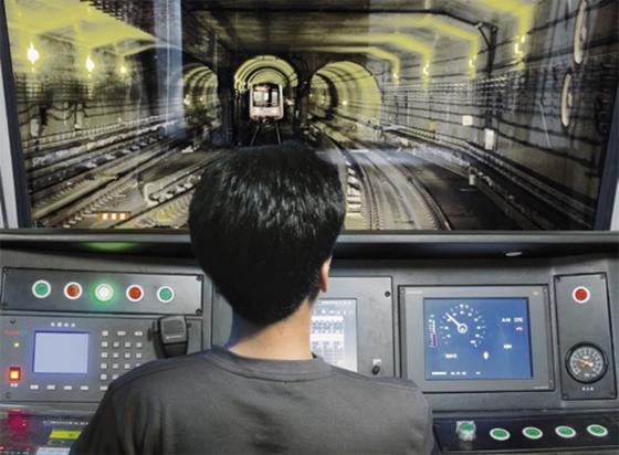 Die Linie 10 der Pekinger U-Bahn wurde mit dem automatischen Zugsicherungssystem Trainguard MT von Siemens ausgestattet.