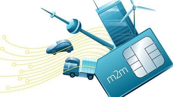 Informationsaustausch unter Maschinen: Ob Windräder, Fahrzeuge oder Gebäudebestandteile – alle fangen dank SIM-Karten an zu kommunizieren.
