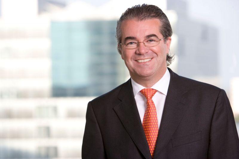 Sieht große Potentiale in der Machine-to-Machine-Komminikation: Jan Geldmacher, CEO der Vodafone Global Enterprise