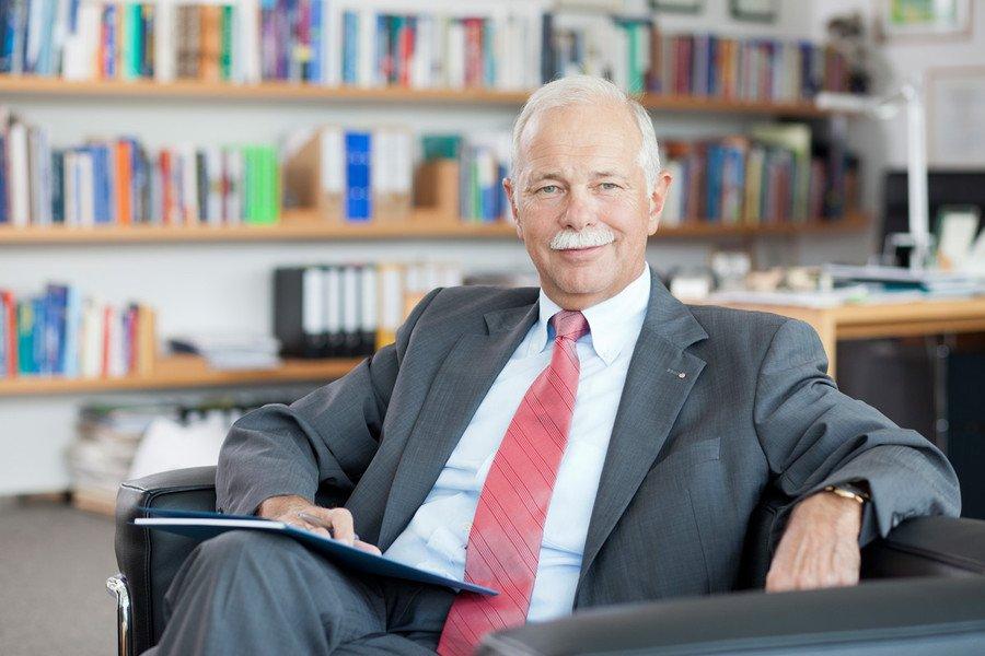 Jürgen Mlynek, Präsident der Helmholtz-Gemeinschaft: