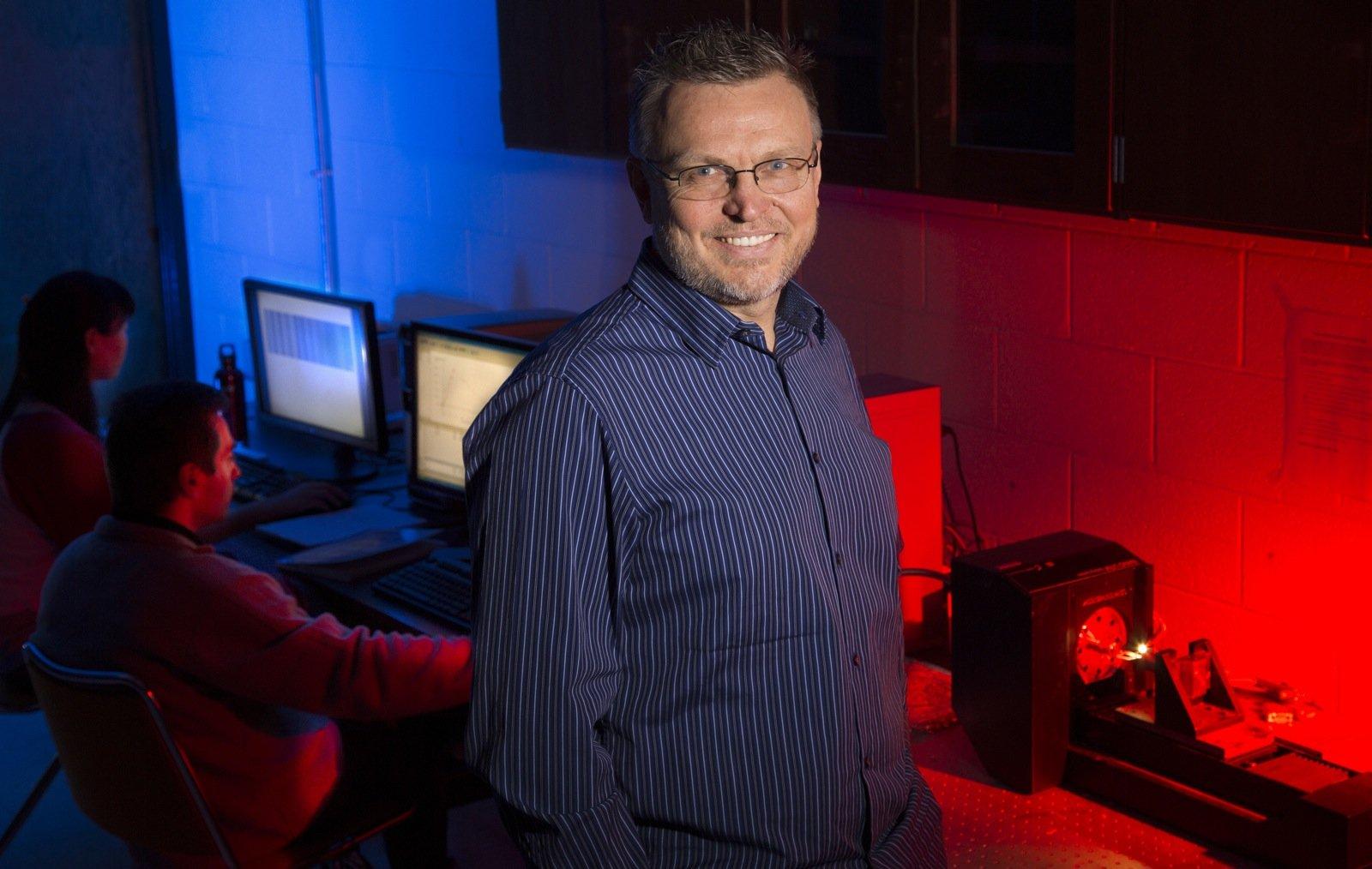 Professor Yuris Dzenis.
