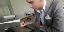 Erste elektronische Abiturprüfung auf Tablet-PC deutschlandweit