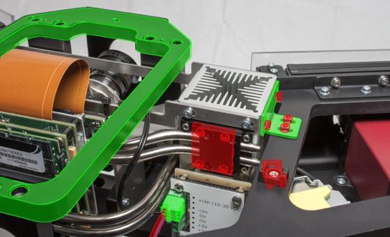 Bei der modellbasierten Montageprüfung werden die digitalen Solldaten montierter Bauteile mit dem realen Ergebnis durch eine Software miteinander verglichen. Fehler werden unmittelbar erkannt.