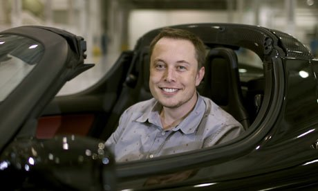 Tesla-Chef Elon Musk.