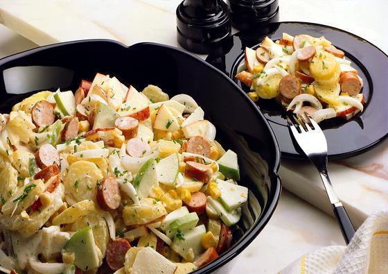 Vor allem in fetthaltigen Würzsoßen wie Mayonnaise verbergen sich oft Weichmacher.
