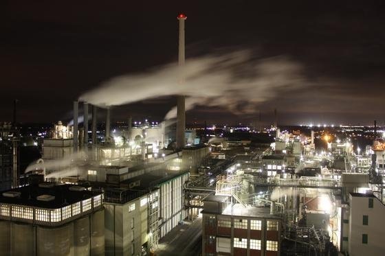 Das Krefelder Unternehmen Cargill öffnete sich 2012 für die LangeNacht der Industrie.
