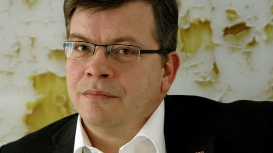 Jens Spyrka, Vorstand des Berliner Wagnisfinanzierers BMP Media Investors