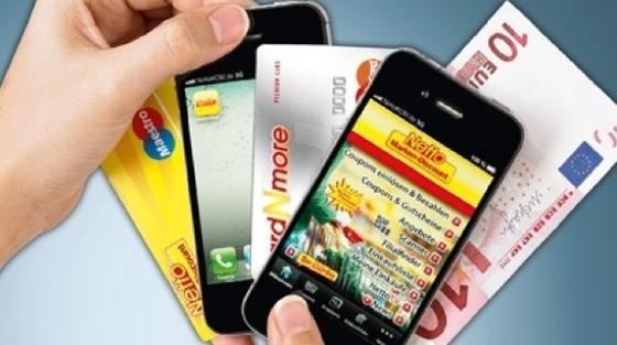 In den mehr als 4.100 Netto-Filialen kann ab sofort mit dem Smartphone bezahlt werden.