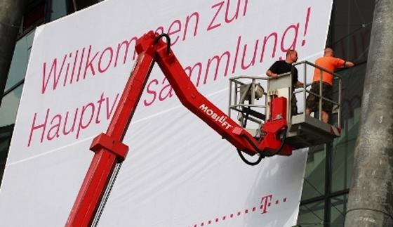Die Deutsche Telekom lädt für den 16. Mai zu ihrer Jahreshauptversammlung nach Köln ein.Ein Proteststurm erwartet sie.