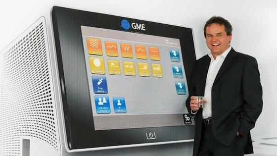 GME-Geschäftsführer Stefan Schulze will mit neuen Produkten im Ausland wachsen.