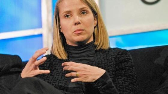 Glückliches Händchen? Es bleibt abzuwarten, ob der Kauf von Tumblr durch Yahoo-Chefin Marissa Mayer ein Erfolg wird.