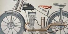 Ein großer Maler mit kleiner Schwäche für Maschinen