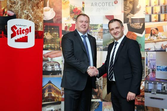 Die österreichischen Familienunternehmen Arcotel (Hotel) und Stiegl (Brauerei) arbeiten künftig enger zusammen. Nach einer Studie der Universität Linz nimmt die Rolle der Finanzchefs in österreichischen Familienunternehmen zu.