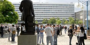 Universitäten bringen viel Geld in die Region