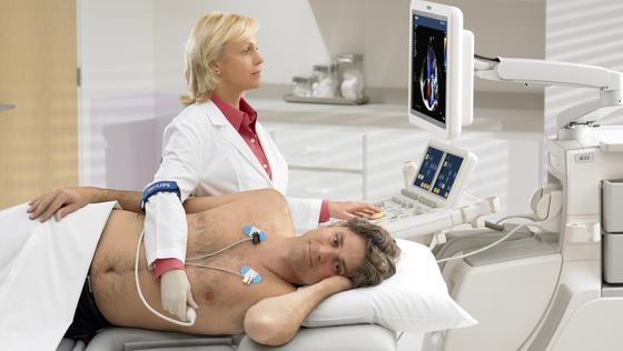 Werden Notfallpatienten umgehend einer Ultraschalluntersuchung unterzogen, verkürzt dies laut Studie den Krankenhausaufenthalt im Schnitt um 3,23 Tage.