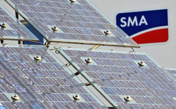 Auch bei deutschen Komponentenherstellern wie SMA Solar brummt das Japangeschäft.