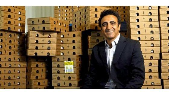Hamdi Ulukaya hat in wenigen Jahren ein Joghurt-Imperium aufgebaut.