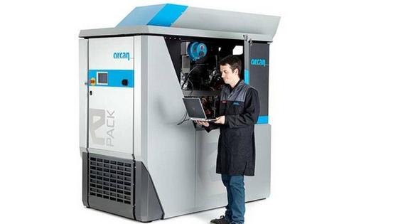 """Eon investiert in smarte Energielösungen – etwa in das """"ePack"""", ein kompaktes System zur Abwärmenutzung aus den Hause der Orcan Energy GmbH."""