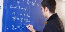 Mathematik langweilt Schüler, Technik steht für Fortschritt