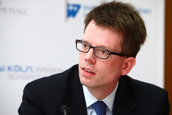 IW-Rohstoffexperte Hubertus Bardt: Die Rohstoffpreise werden wieder steigen.