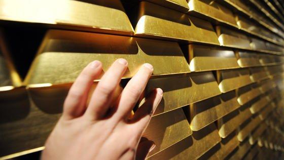 Der Goldpreis befindet sich seit zwei Jahren auf Talfahrt.