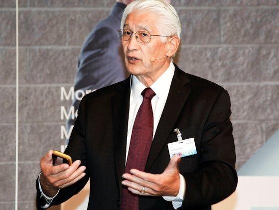 """Hubert M. Yoshida, Technikvorstand von Hitachi Data Systems: """"Unternehmen müssen lernen, gesellschaftliche Verantwortung zu übernehmen, sonst schaden sie sich selbst."""""""